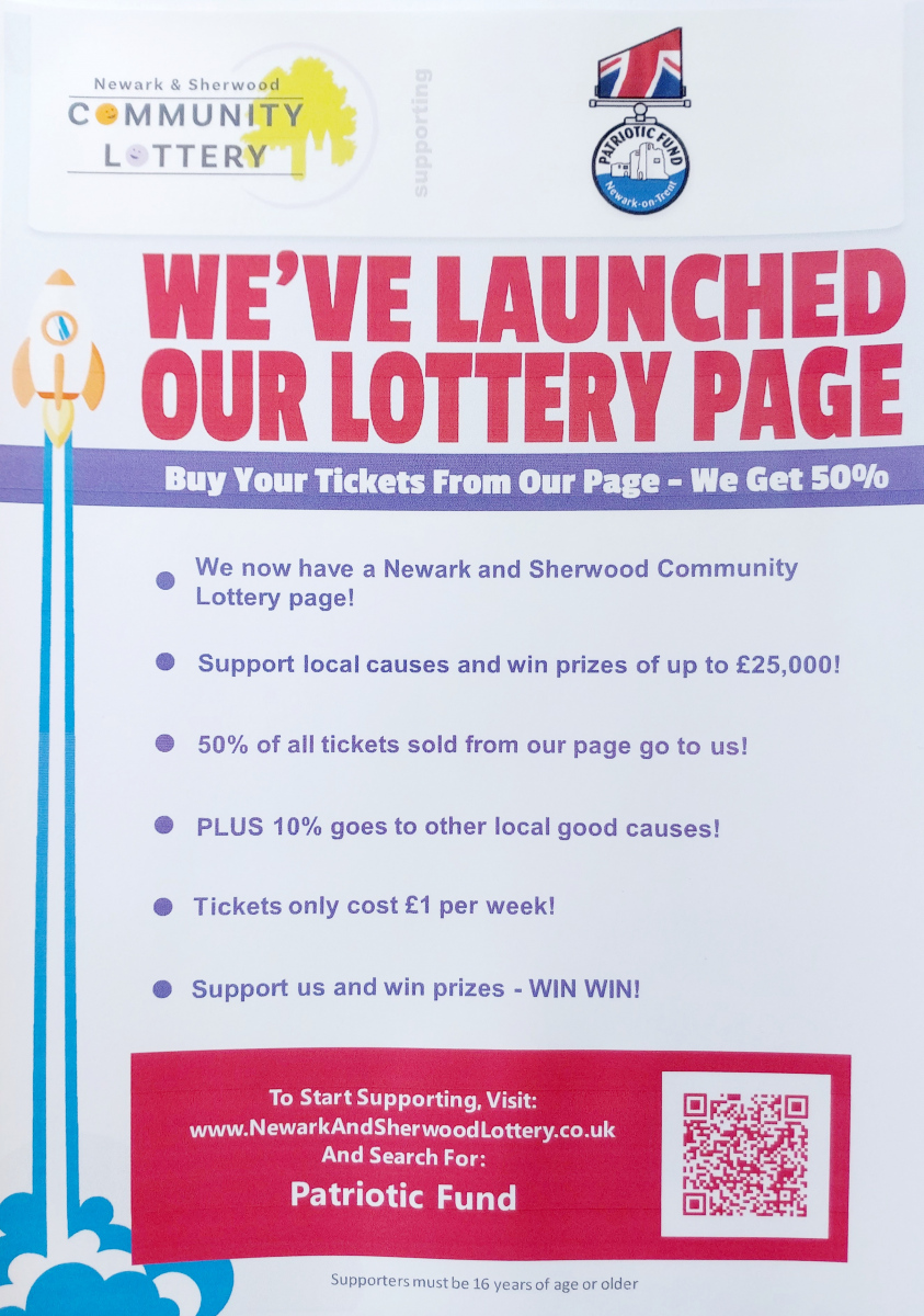 Lottery-Poster